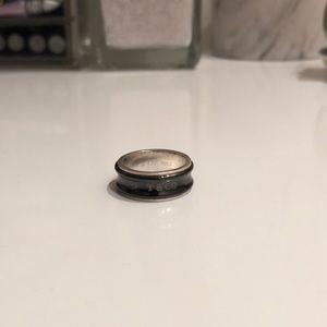 Black Tiffany Ring
